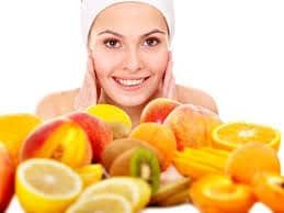 mascarillas con frutas para la piel seca y madura