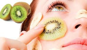 mascarillas caseras faciales con kiwi